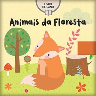 Livro - Animais da Floresta - Livro de Pano - Libris