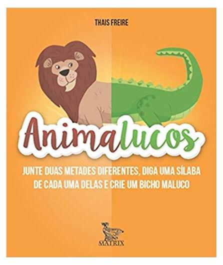 Livro - Animaloucos - Freire - Baralho