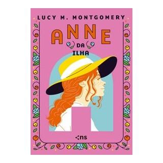 Livro - Anne da Ilha - Edição luxo + fitilho - Maud Montgomery 1º edição