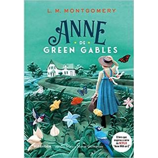 Livro - Anne de Green Gables - Montgomery - Autêntica
