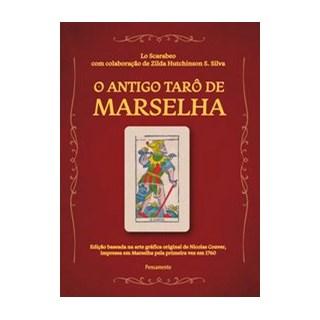 Livro - Antigo Tarô de Marselha - Scarabeo 2º edição