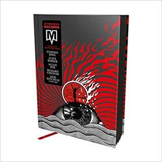 Livro - Antologia Macabra - Baker - Darkside