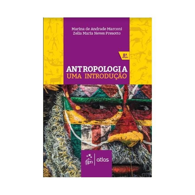 Livro - Antropologia: Uma Introdução - Marconi