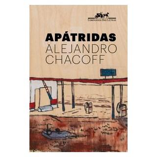 Livro - Apátridas - Chacoff 1º edição