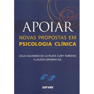 Livro - Apoiar Novas Propostas em Psicologia Clínica - Tardivo