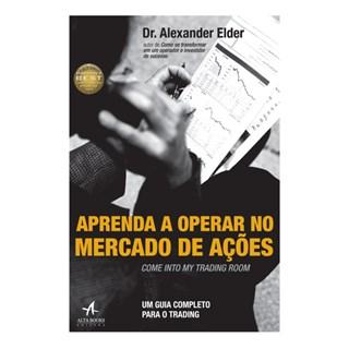 Livro - Aprenda a Operar no Mercado de Ações - Elder
