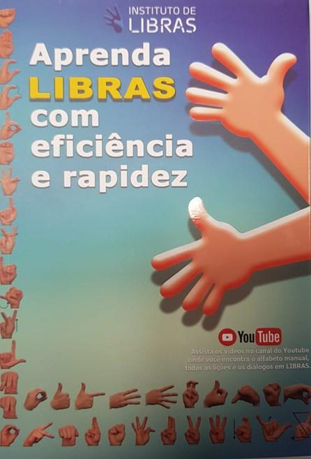 Livro - Aprenda Libras com Eficiência e Rapidez - Almeida