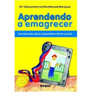 Livro - Aprendendo a Emagrecer - Marques