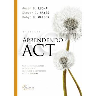 Livro Aprendendo ACT - Hayes - Sinopsys