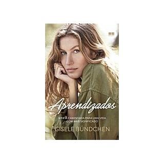 Livro - Aprendizados - Minha Caminhada Para Uma Vida com Mais Significado - Bundchen