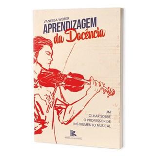 Livro - Aprendizagem da Docência - Weber - Brazil Publishing