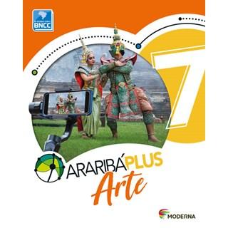 Livro - Araribá Plus Arte - 7 Ano - Moderna