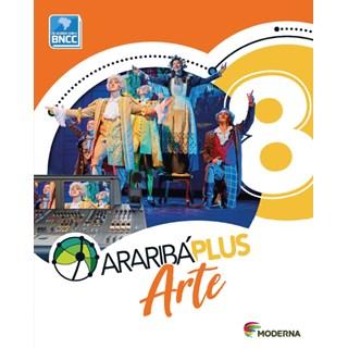 Livro - Araribá Plus Arte - 8 Ano - Moderna