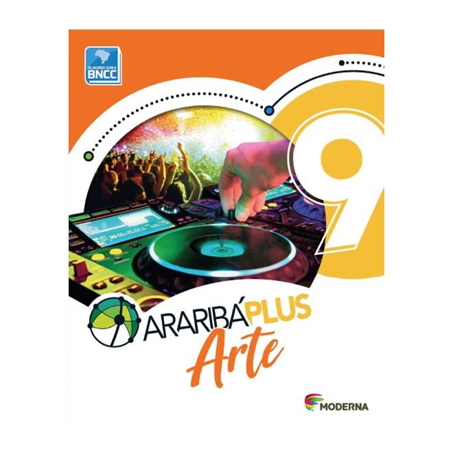 Livro - Araribá Plus Arte - 9 Ano - Moderna