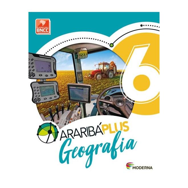 Livro - Araribá Plus Geografia - 6 Ano - Moderna