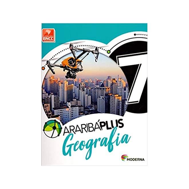 Livro - Araribá Plus Geografia - 7 Ano - Moderna