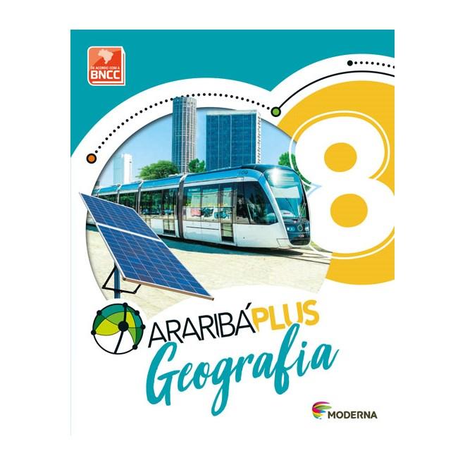 Livro - Araribá Plus Geografia - 8 Ano - Moderna