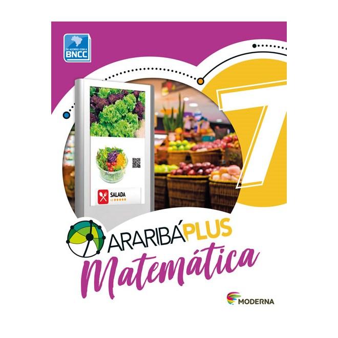Livro - Araribá Plus Matemática - 7 Ano - Moderna