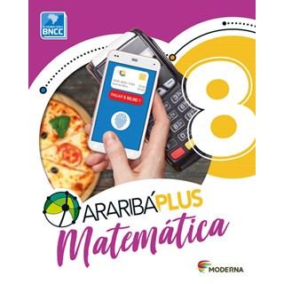 Livro - Araribá Plus Matemática - 8 Ano - Moderna