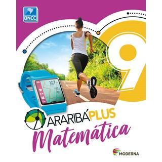 Livro - Araribá Plus Matemática - 9 Ano - Moderna
