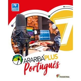 Livro - Araribá Plus Português - 7 Ano - Moderna