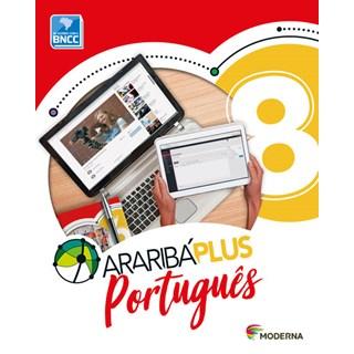Livro - Araribá Plus Português - 8 Ano - Moderna