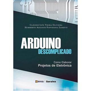 Livro - Arduino Descomplicado - Oliveira