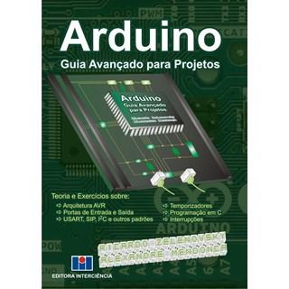 Livro - Arduino - Guia Avançado para Projetos - Zelenovsky