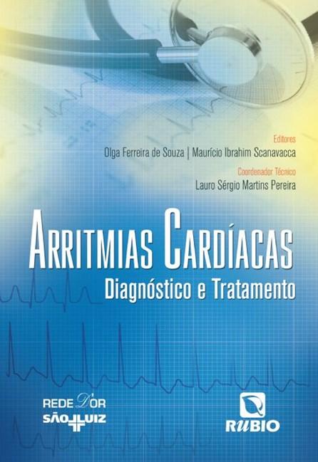 Livro - Arritmias Cardíacas: diagnóstico e tratamento - Scanavacca