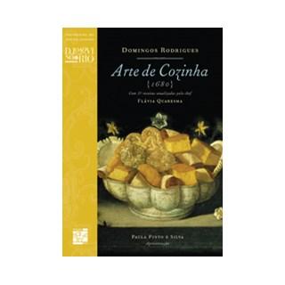 Livro - Arte de Cozinha - Rodrigues
