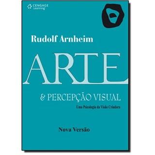Livro - Arte e Percepção Visual - Arnhein