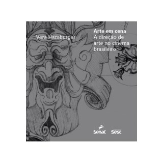 Livro - Arte em Cena - Hamburguer