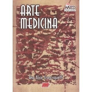 Livro - Arte Medicina - AACD - Francisquetti