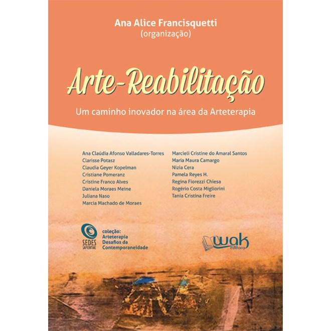 Livro - Arte - Reabilitação - Francisquetti