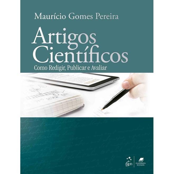 Livro - Artigos Científicos - Como Redigir, Publicar e Avaliar - Pereira
