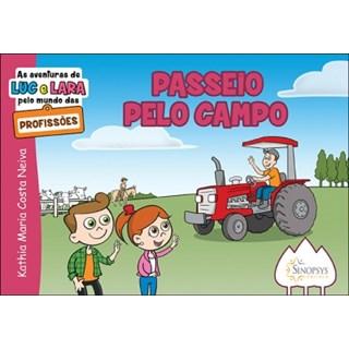 Livro - As Aventuras de Luc e Lara: Passeio pelo Campo - Neiva