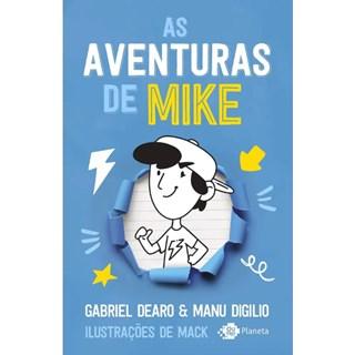 Livro - As Aventuras De Mike - Digilo