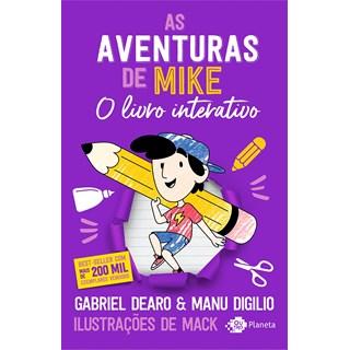 Livro As Aventuras de Mike: O Livro Interativo - Dearo - Planeta - Pré-Venda