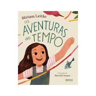 Livro - As Aventuras do tempo - Leitão 1º edição