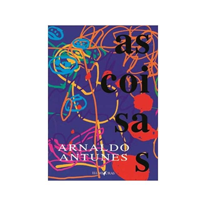 Livro - As Coisas - Arnaldo Antunes