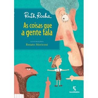 Livro - As Coisas que a Gente Fala - Ruth Rocha