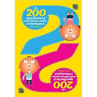 Livro - As Duzentas Melhores Adivinhas Para Crianças - Tadeu