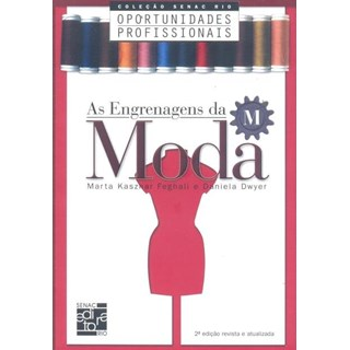 Livro - As Engrenagens da Moda - Dwyer