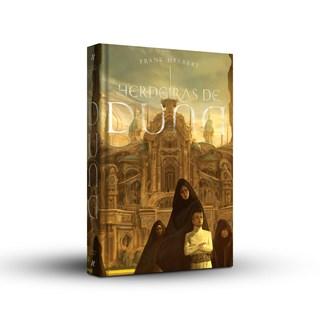 Livro As Herdeiras De Duna - Herbert - Aleph