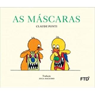 Livro As Máscaras - Ponti - FTD