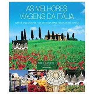 Livro - As Melhores Viagens da Itália - Kindersley