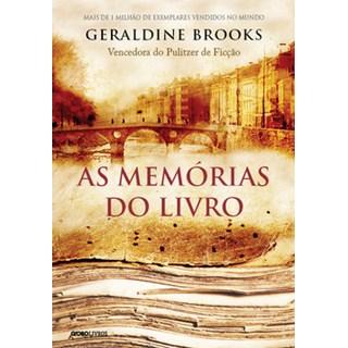 Livro - As memórias do livro - Brooks - Globo