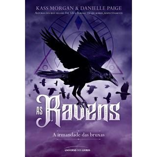 Livro As Ravens - Morgan - Universo dos Livros