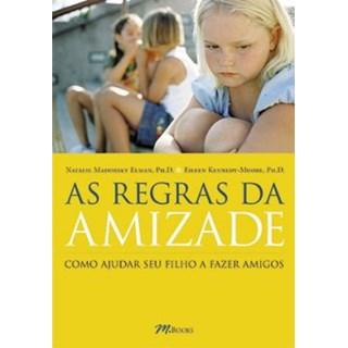 Livro - As Regras da Amizade - Madorsky