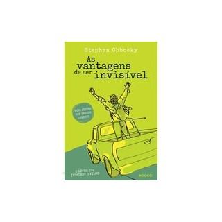 Livro - AS VANTAGENS DE SER INVISÍVEL (NOVA EDIÇÃO) - CHBOSKY 2º edição